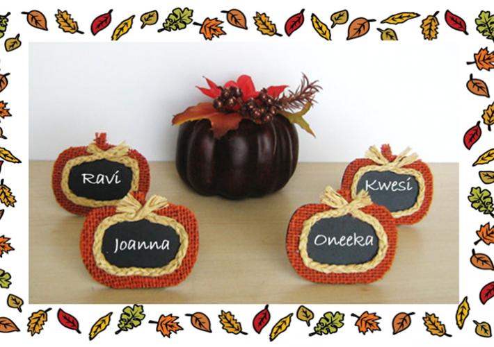 Pumpkin Chalkboard Placeholder